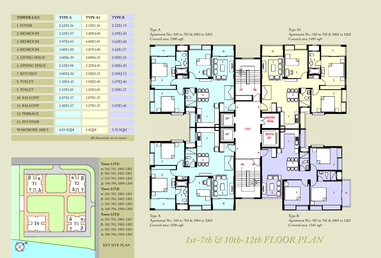 1st Floor Plan House 1st 7th Amp 10th 12th Floor Plan